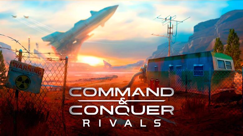 «Command & Conquer: Rivals» от Electonic Arts: в войне за тиберий победит лучший стратег