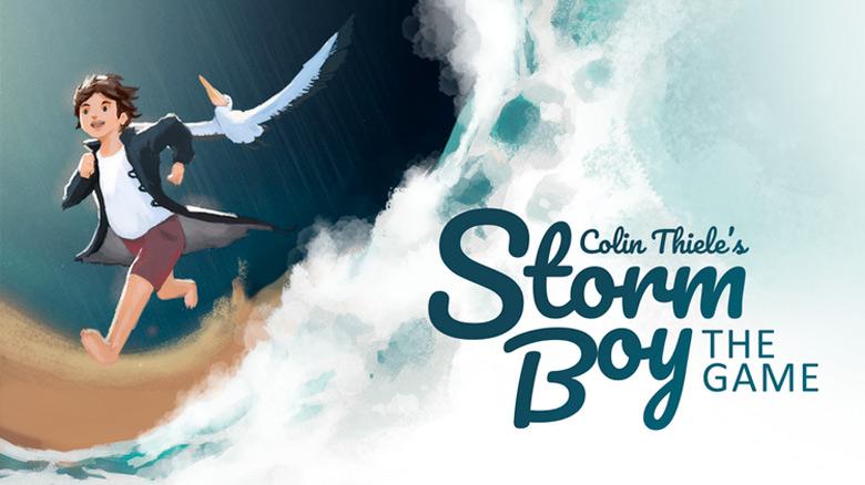 Интерактивная история «Storm Boy The Game» выйдет в этом году благодаря Blowfish Studios