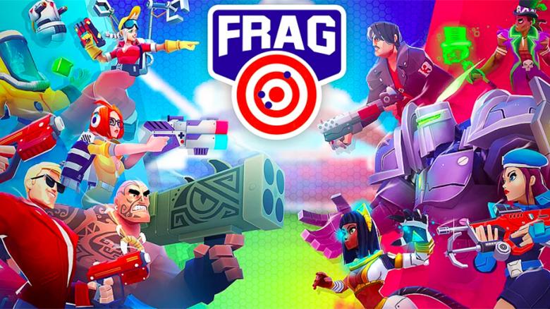 Софт-запуск «FRAG» состоялся раньше, чем планировалось