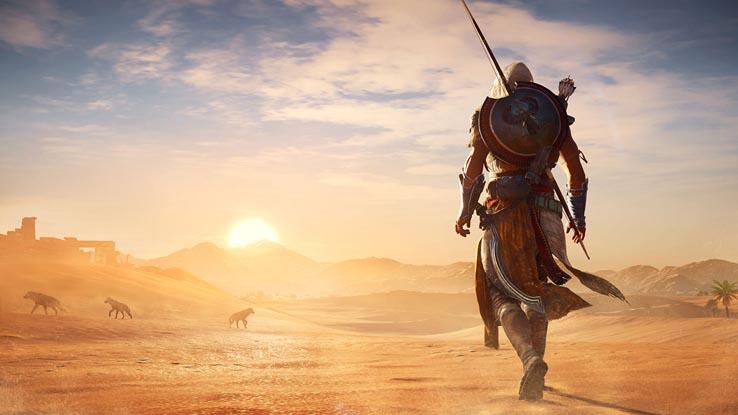 Ubisoft опубликовала системные требования Assassin's Creed Origins к РС