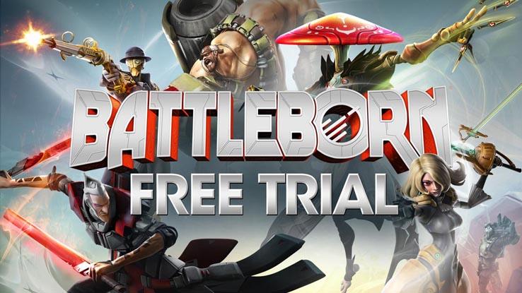 Соревновательный шутер Battleborn получил бесплатную пробную версию
