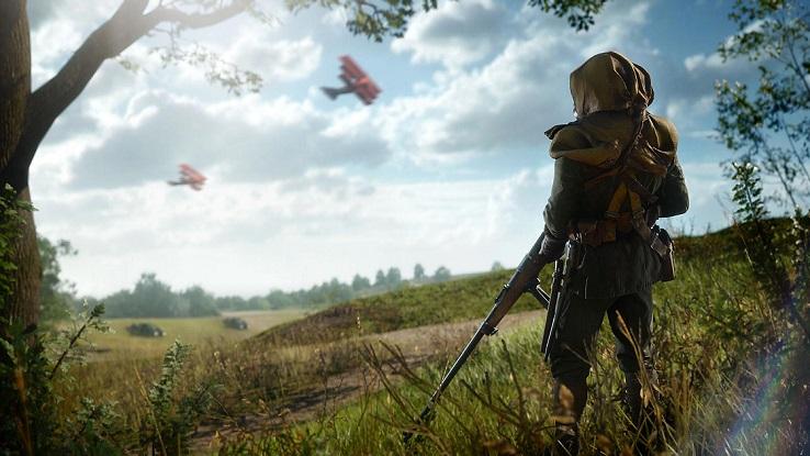 Battlefield 1 стала доступна бесплатно в EA/Origin Access