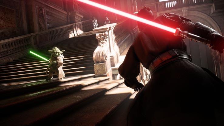 В сети появился вероятный список героев Star Wars: Battlefront 2