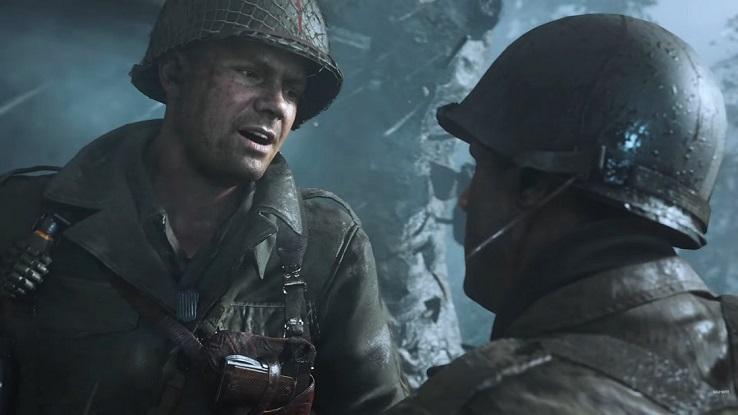 Смотрите новый сюжетный трейлер для Call of Duty: WWII