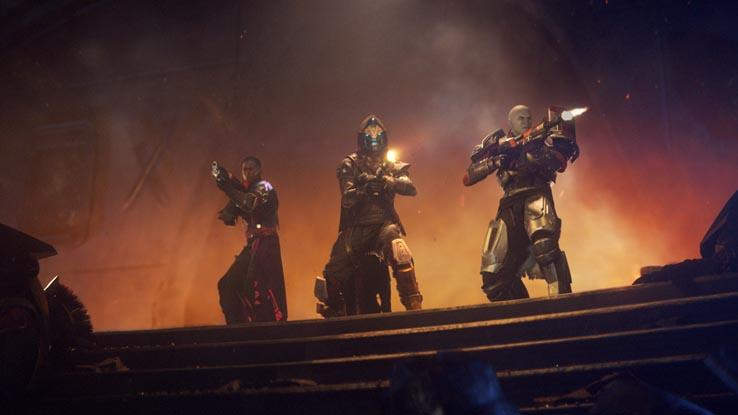 Всё, что мы знаем о Destiny 2