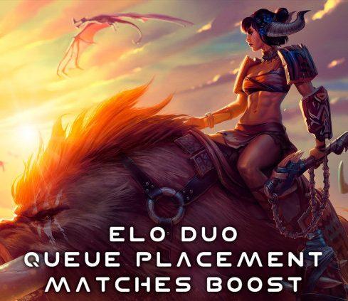 Где выгодно купить ELO Duo Queue Placement Matches Boost