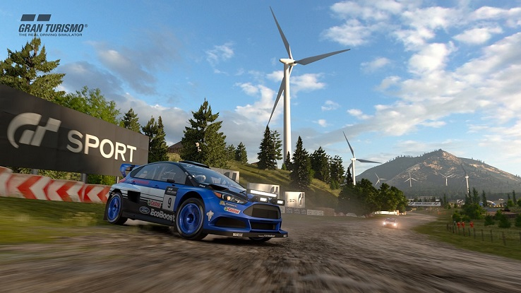 С сегодняшнего для владельцы PS4 могут попробовать демо-версию Gran Turismo Sport.