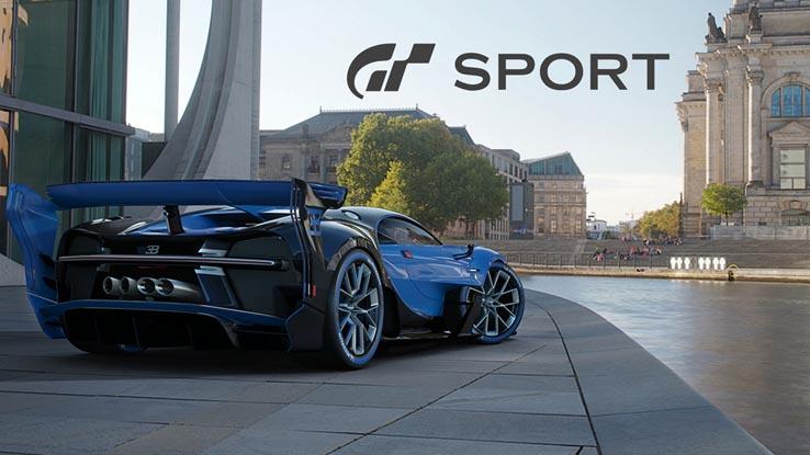Что создатель серии Gran Turismo думает о шлемах VR