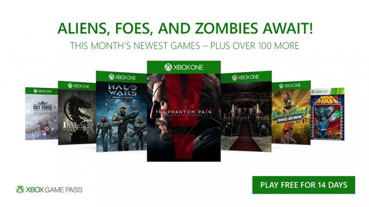 Очередное пополнение списка обратной совместимости Xbox One и сервиса Game Pass