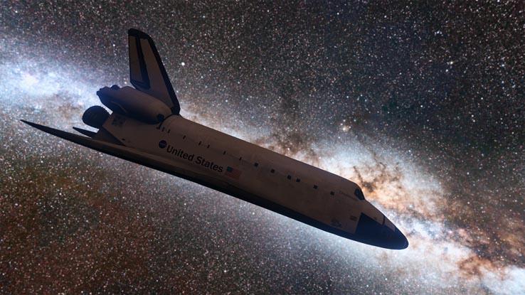 Новый амбициозный мод для GTA 5 отравит вас в космос