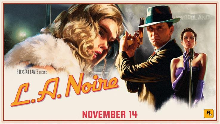 Rockstar перевыпустит LA Noire в этом году