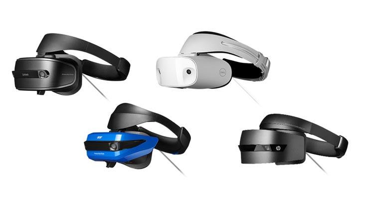 Шлемы смешанной реальности для Windows 10 получат поддержку Steam и Halo VR