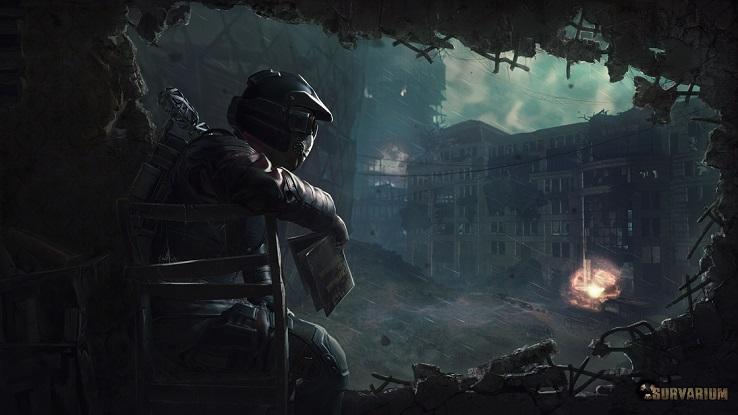 Последнее обновление для Survarium добавило в игру сюжетную миссию