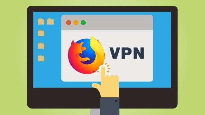 Расширение ВПН для Firefox