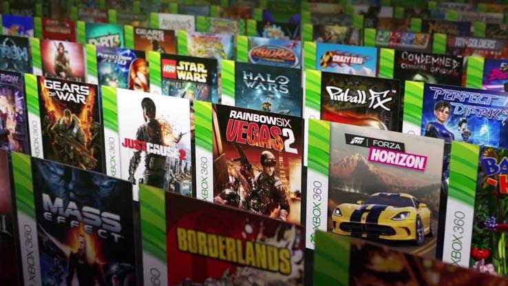 Полный список игр на Xbox One по обратной совместимости