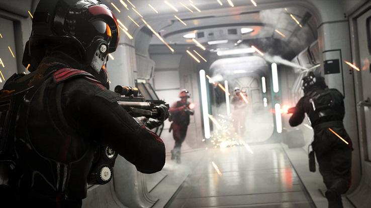 Стартовало открытое бета-тестирование Star Wars Battlefront 2