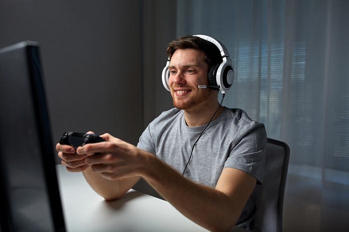 Сайт для геймеров