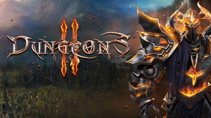Цифровой магазин Humble Store раздаёт Dungeons 2 бесплатно