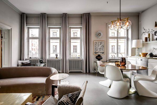 Дизайнерская мебель и декор интерьера в магазине « Модернус»