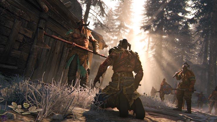 For Honor потеряла 95% своей базы игроков в Steam