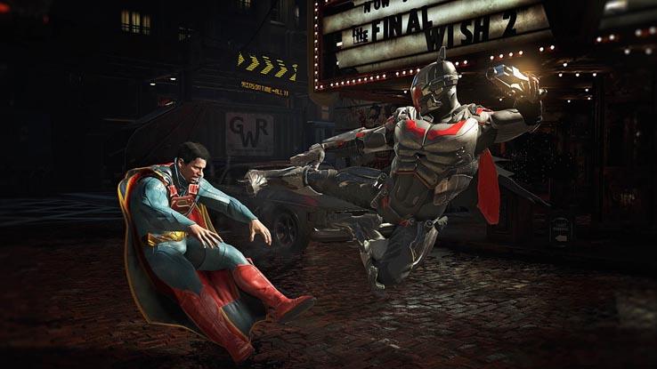 Появились первые намёки о выходе РС версии Injustice 2