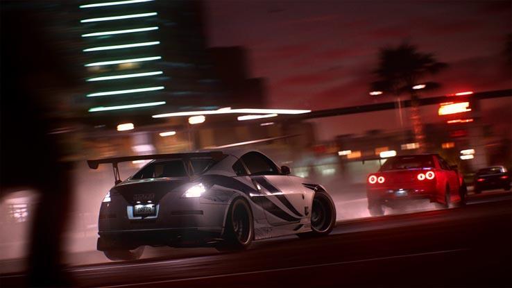 Анонсирована Need for Speed: Payback