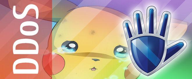 DDoS-атака на сервера Pokemon Go или дешевый пиар на популярной игре?