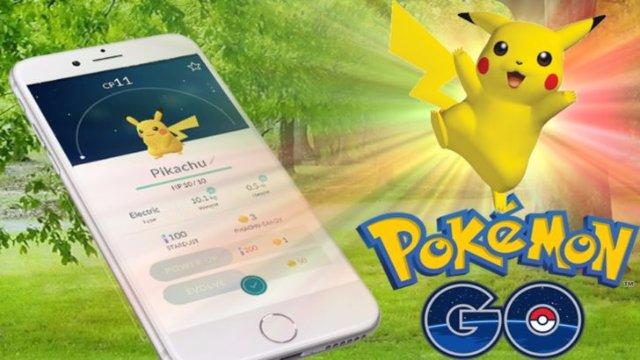 Игра Pokemon Go теперь доступна в Европе