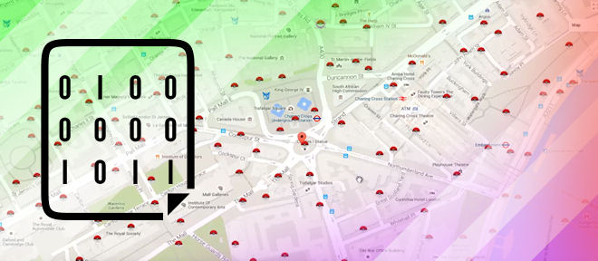Трюк с Google Maps делает поиск покемона легче