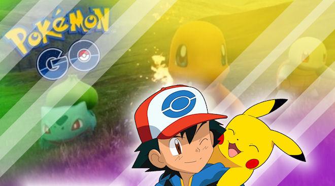 Как изменить имя в Pokemon Go