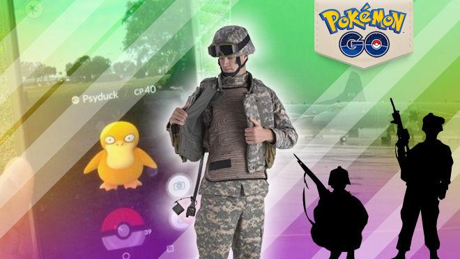 Покемонщики «захватили» военные объекты: какое наказание ждет игроков?
