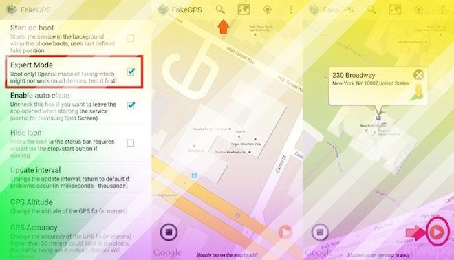 Fake GPS Pokemon Go. Подмена координат в Покемон Го