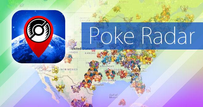 Poke Radar позволяет найти любого покемона в Pokemon GO