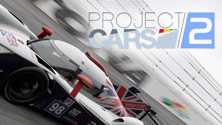 Стал известен бонус за предзаказ Project Cars 2, а также содержимое его Season Pass
