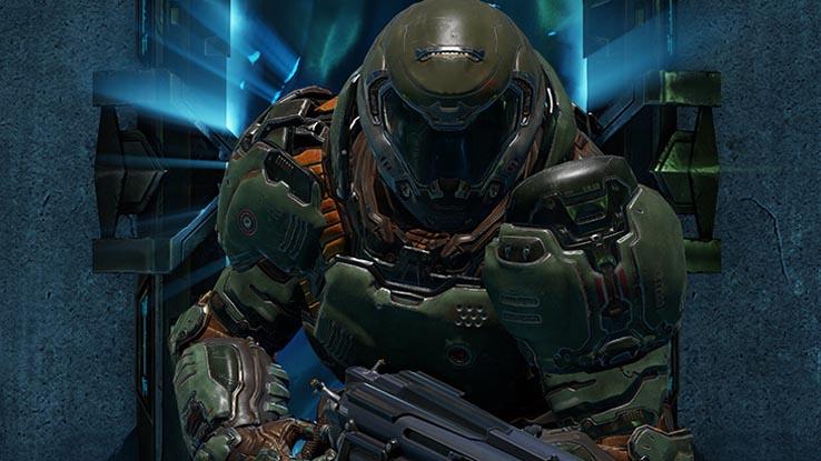 Что касается космодесантника из Doom: на данный момент известно, что его активная способность Берсерк позволит вам рвать противников словно демонов ада, которым не повезло попасть на Марс, а пассивная способность обеспечит двойным прыжком.