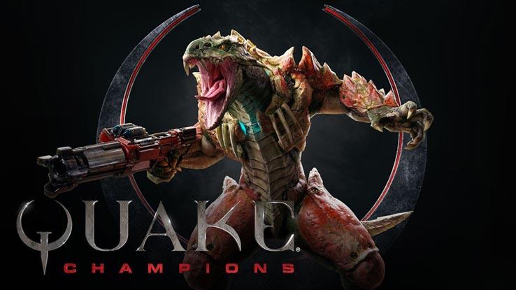 Quake Champions появится Steam Early Access уже на следующей неделе