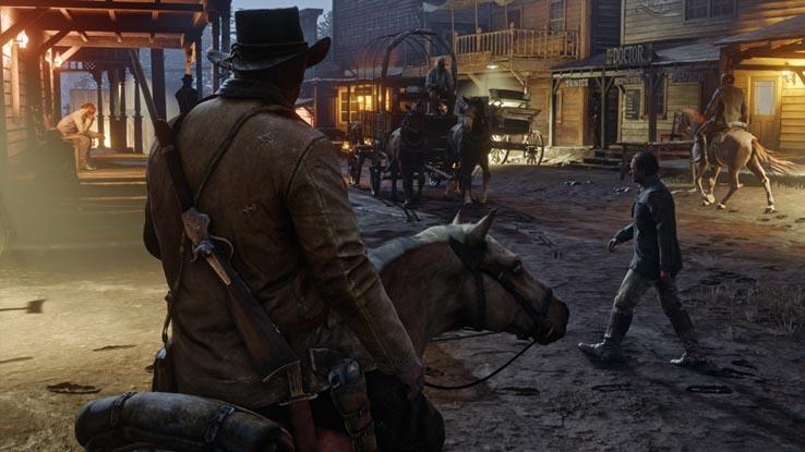 Rockstar опубликовала новый трейлер к Red Dead Redemption 2