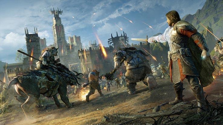В Middle-earth: Shadow of War будет мультиплеер