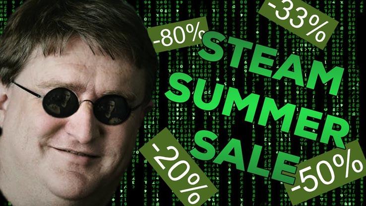 В сеть утекла информация о сроках проведения летней распродажи в Steam