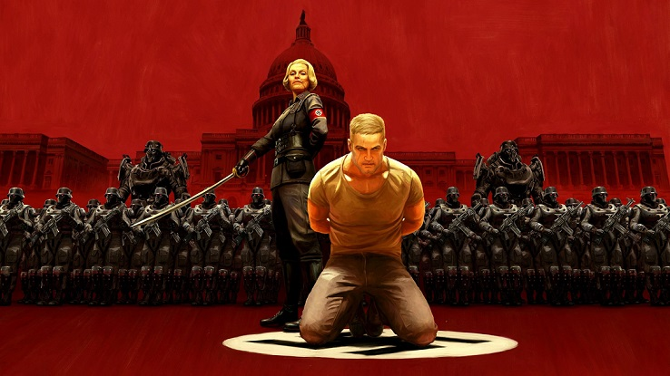Оценки Wolfenstein 2: The New Colossus