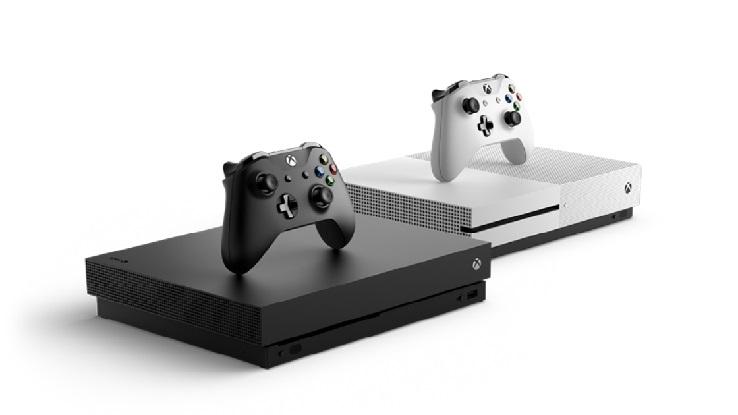 Xbox One получит поддержку клавиатуры и мыши в играх