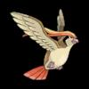 Характеристики покемона Pidgeot #18