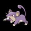 Характеристики покемона Rattata #19
