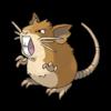 Характеристики покемона Raticate #20