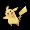 Характеристики покемона Pikachu #25
