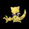 Характеристики покемона Abra #63