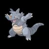 Характеристики покемона Rhydon #112