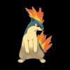 Характеристики покемона Quilava #156