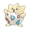 Характеристики покемона Togepi #175