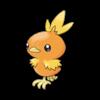 Характеристики покемона Torchic #255